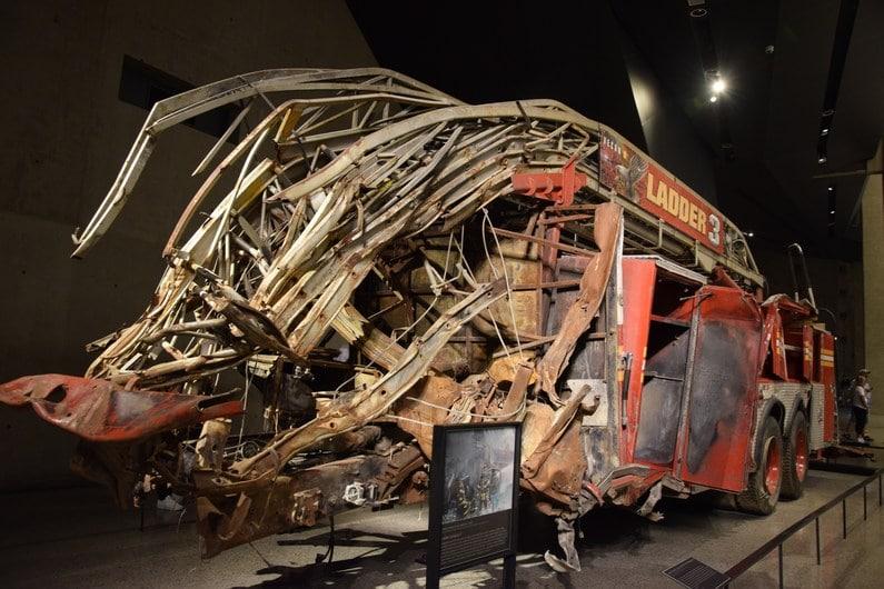 9/11 Museum | Jupette & Salopette
