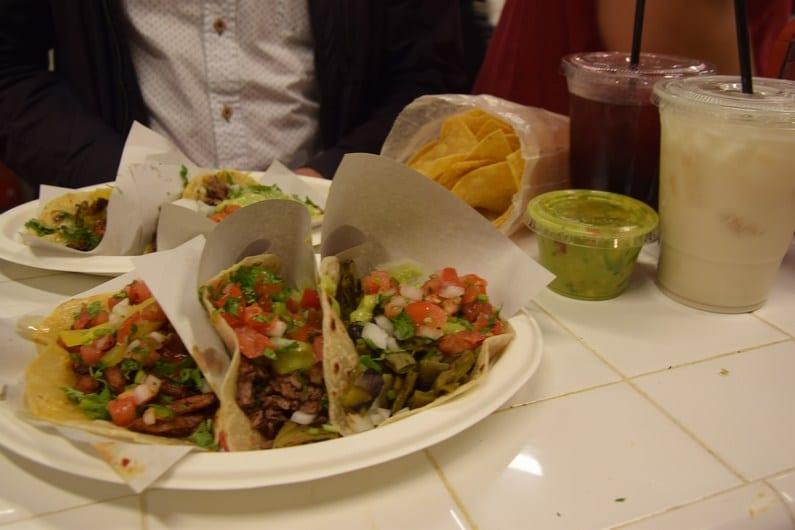 Time Square - los tacos n°1 | Jupette & Salopette