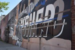 Street art à Bushwick | Jupette & Salopette