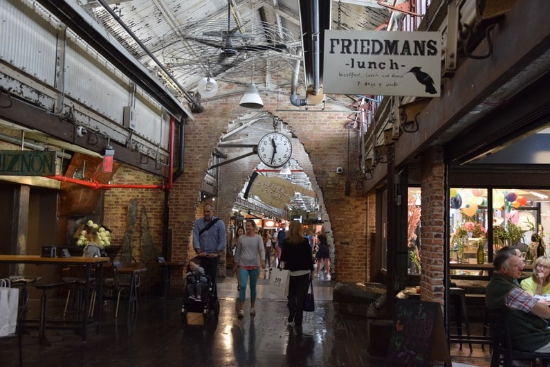 Chelsea Market New York | Jupette & Salopette