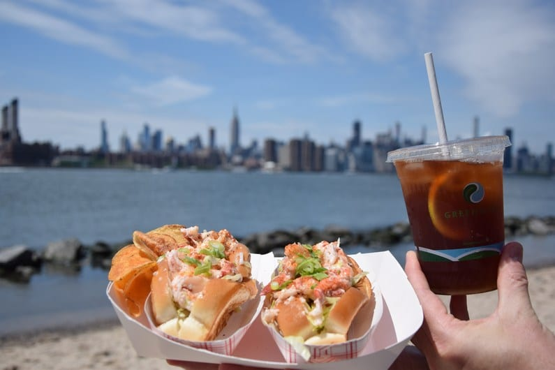 Williamsburg - Smorgasburg East River | Jupette & Salopette