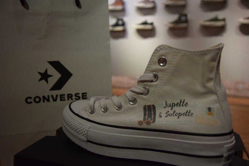 Converse | Jupette & Salopette