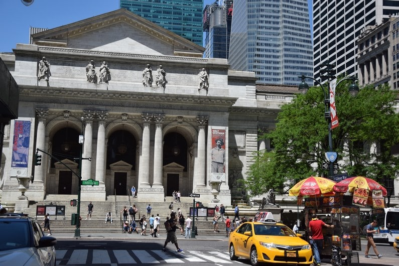 New York Public Library | Jupette & Salopette