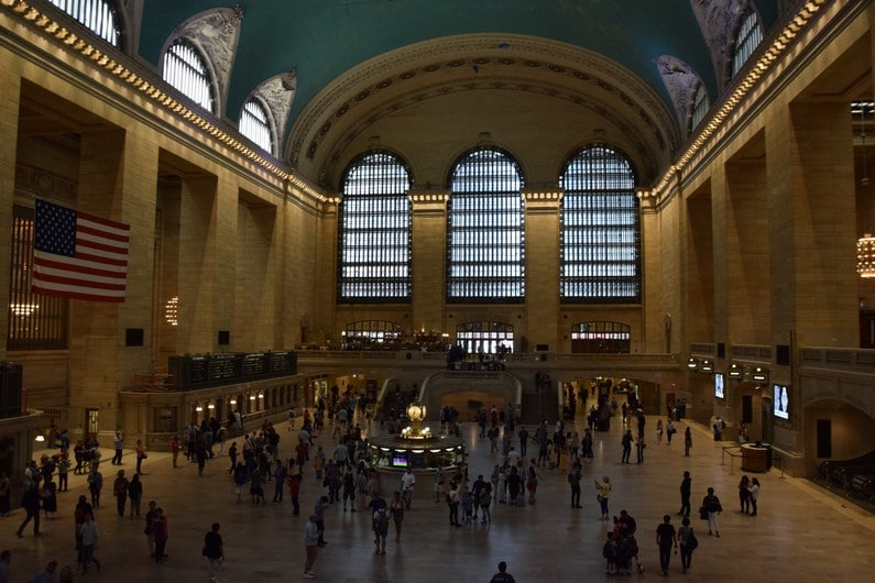 Grand Central Station | Jupette & Salopette
