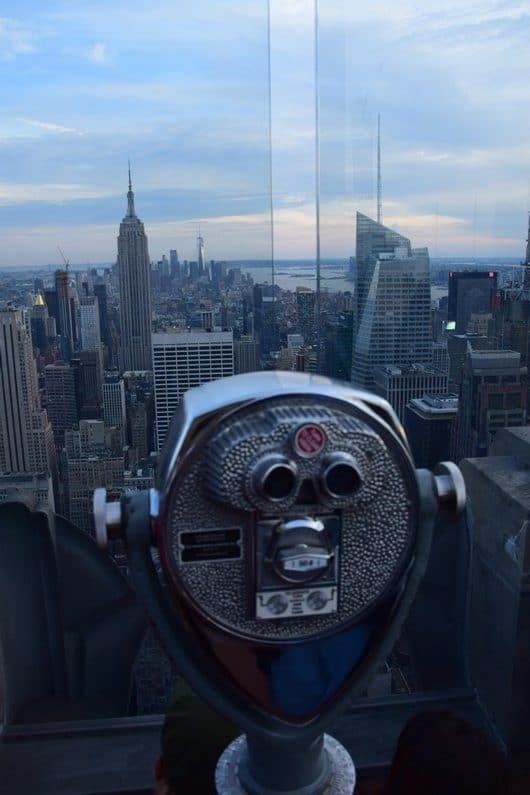 Top of the Rock | Jupette & Salopette