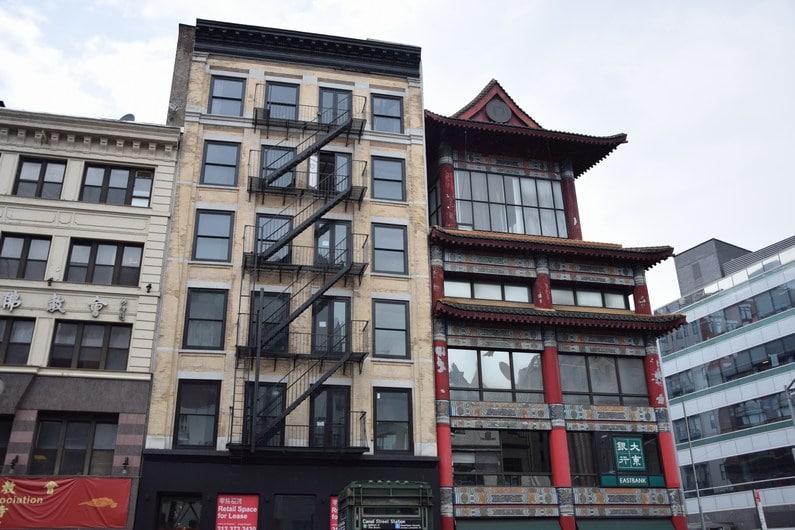 Chinatown | Jupette & Salopette