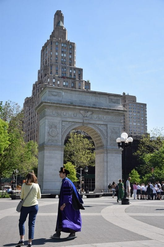 Washington Square Park | Jupette & Salopette