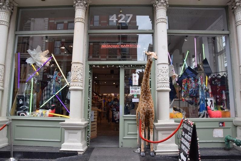 Broadway Market Co   Jupette & Salopette