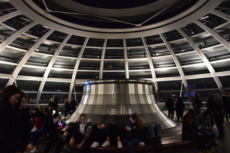 Coupole Reichstag Berlin | Jupette & Salopette