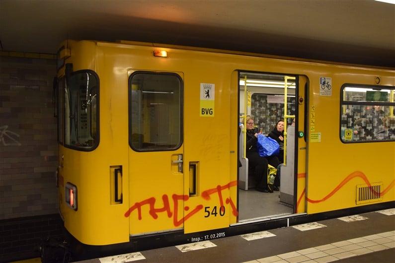 Métro Berlin | Jupette & Salopette
