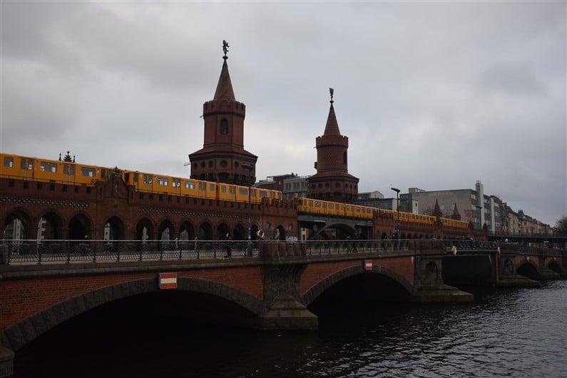 Pont Oberbaumbrucke Berlin | Jupette & Salopette