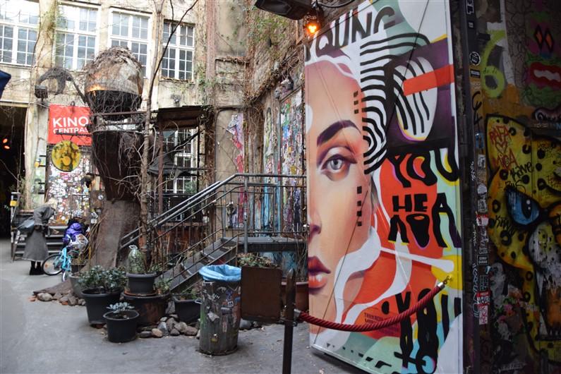 39 Rosenthalerstrassen | Jupette & Salopette