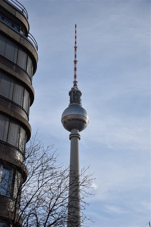 Fernsehturm de Berlin | Jupette & Salopette