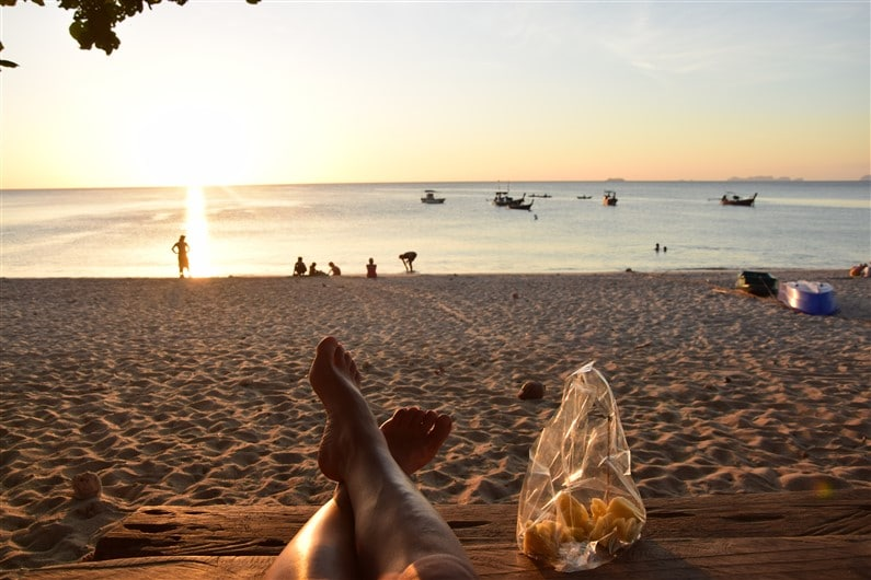 Phra Ae Beach | Jupette & Salopette