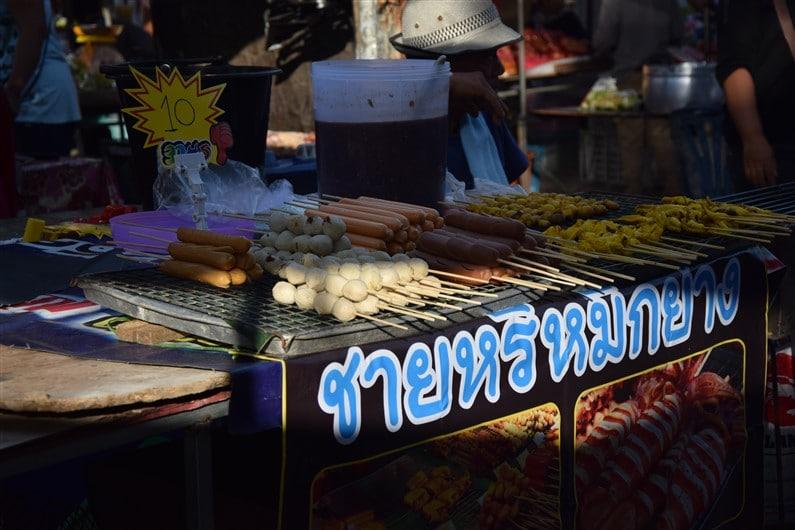 Marché local sud Phuket town | Jupette & Salopette
