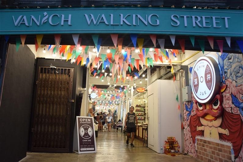 Chim jae walking street | Jupette & Salopette