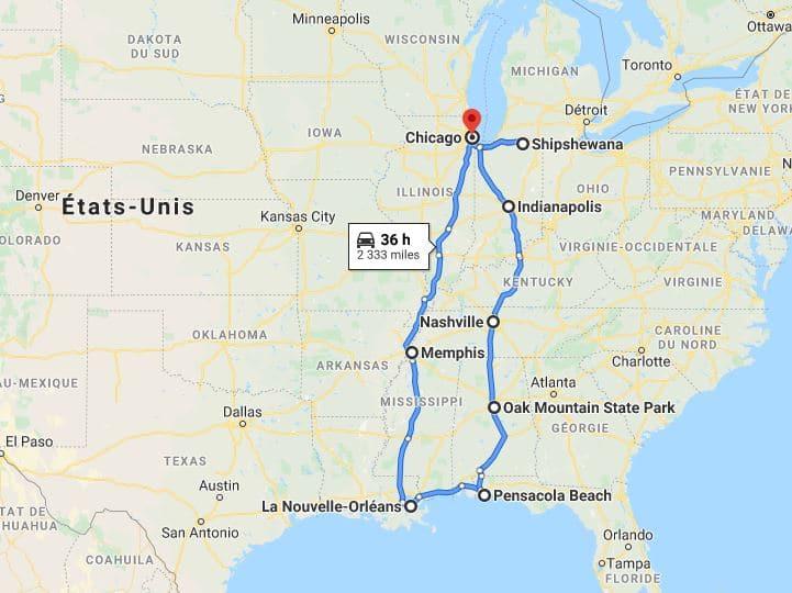3 semaines sur la route du blues entre Chicago et la Nouvelle Orléans | Jupette & Salopette