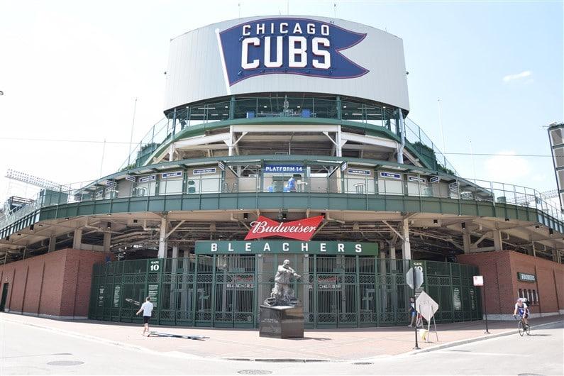 Chicago Cubs | Jupette & Salopette