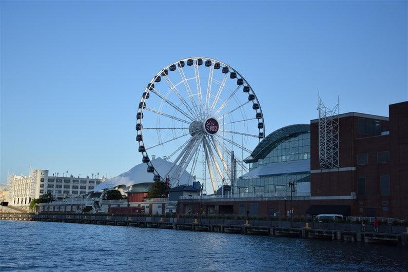 Navy Pier Chicago | Jupette & Salopette
