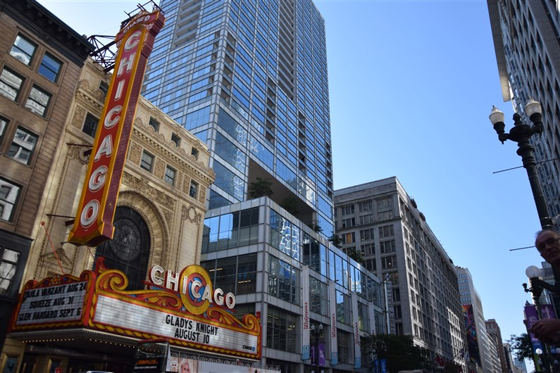 Chicago | Jupette & Salopette