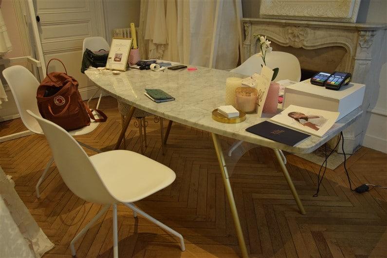 Showroom l'Adresse Cœur Nantes | Jupette & Salopette