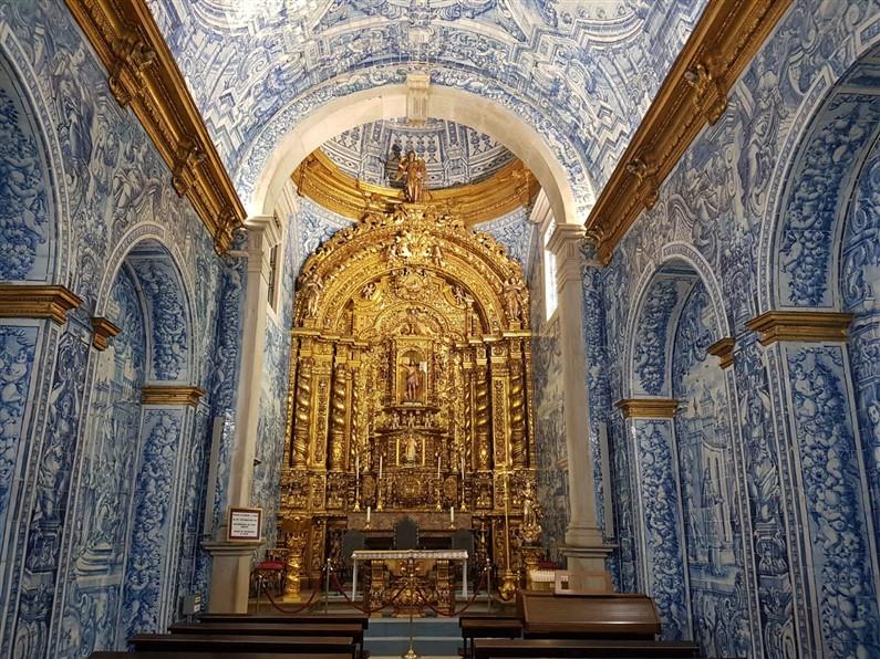 la capela de Sao Lourenço Loulé | Jupette & Salopette