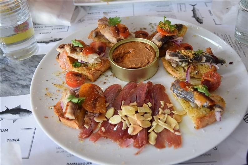 Restaurant Maria do Mar Portimao | Jupette & Salopette