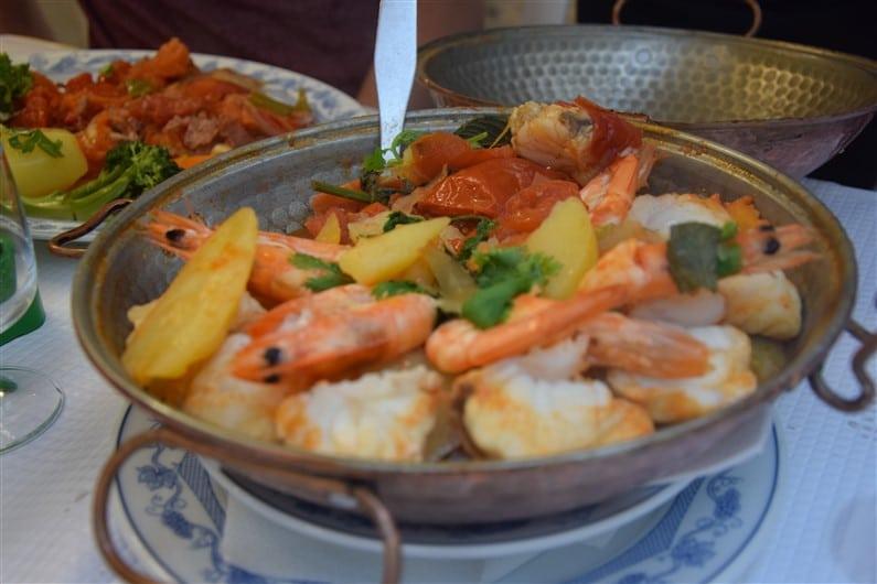 Cataplana restaurant REIS Lagos | Jupette & Salopette
