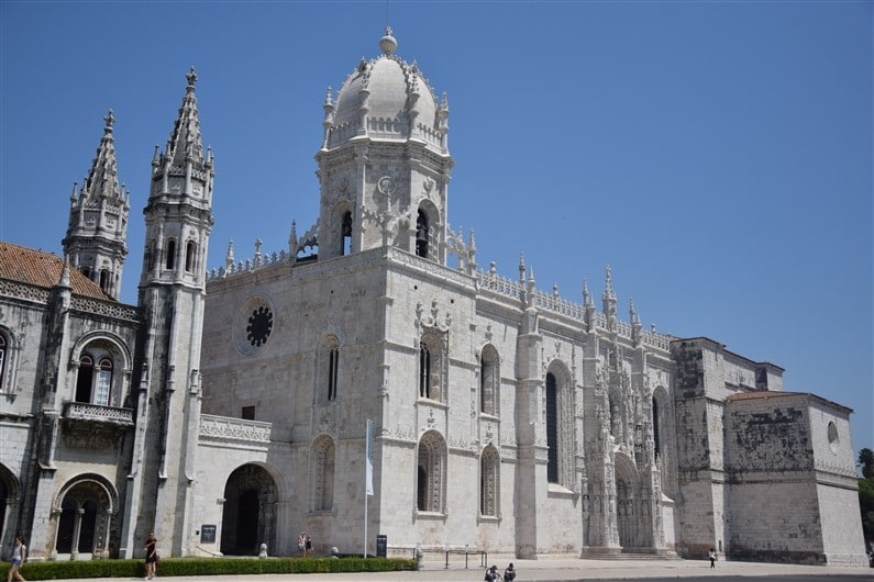 Monastère des Hiéronymites | Jupette & Salopette