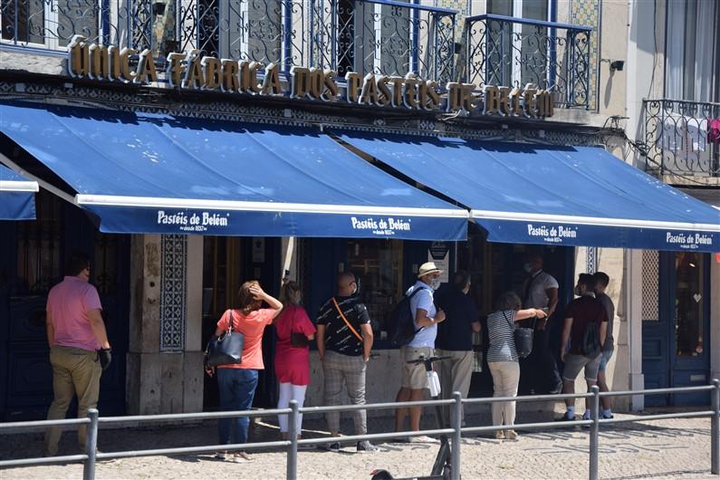 Pastéis de Belém | Jupette & Salopette