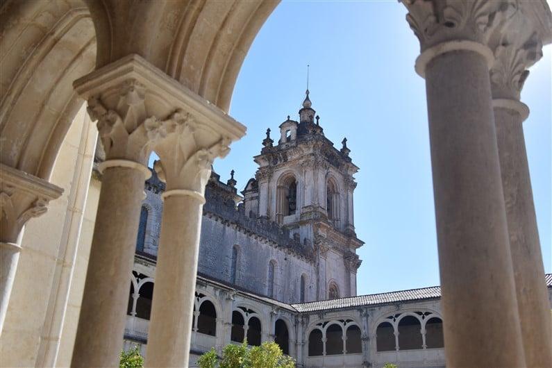 ALCOBACA et son monastère | Jupette & Salopette