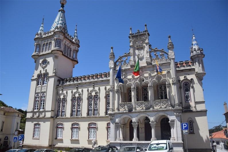 Hôtel de Ville Sintra | Jupette & Salopette