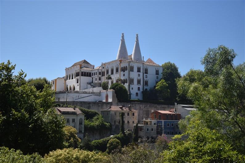 Palacio nacional de Sintra | Jupette & Salopette