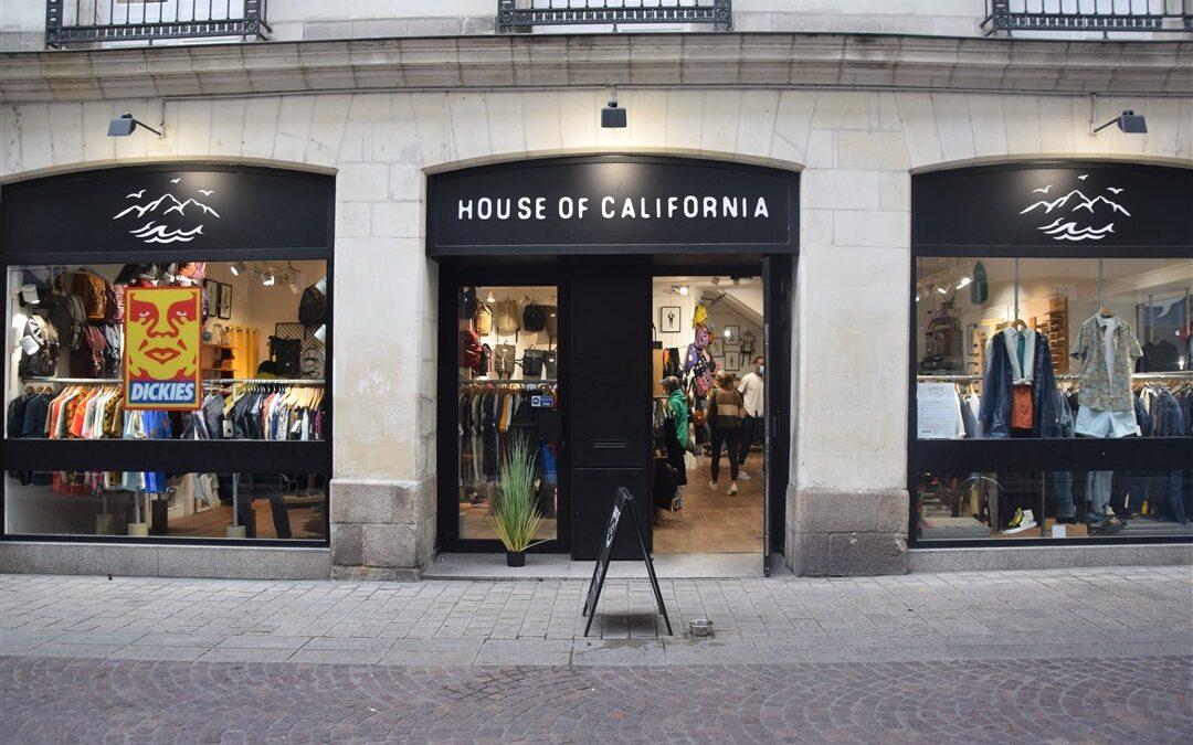 Magasin lifestyle à Nantes : House of California, le cool à l'état pur !