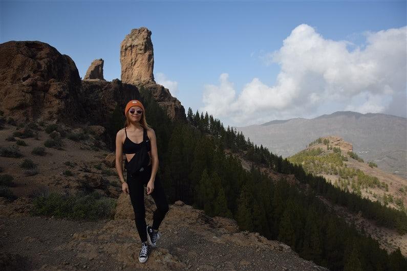 Rocher Nublo Gran Canaria | Jupette & Salopette