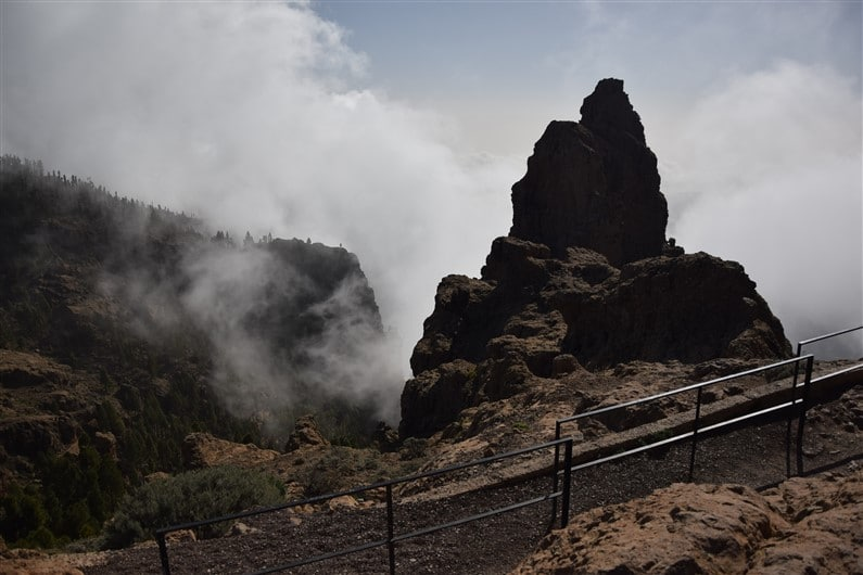 Pic de las Nieves Gran Canaria | Jupette & Salopette