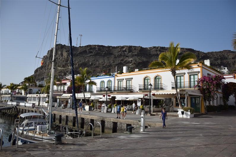 Puerto de Mogán | Jupette & Salopette