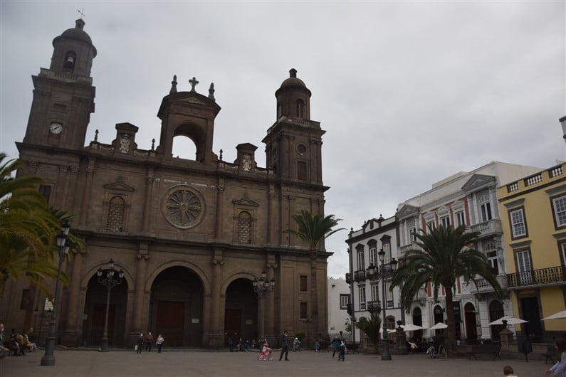 Place Santa Ana Las Palmas Gran Canaria | Jupette & Salopette