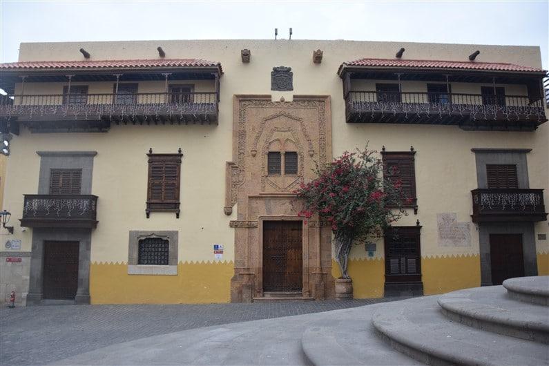 Casa de Colón | Jupette & Salopette