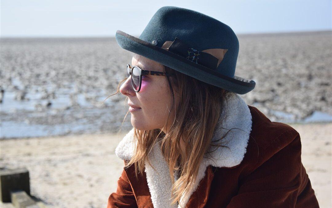 Studio Grimel : Claudie au pays des chapeaux made in Loire-Atlantique
