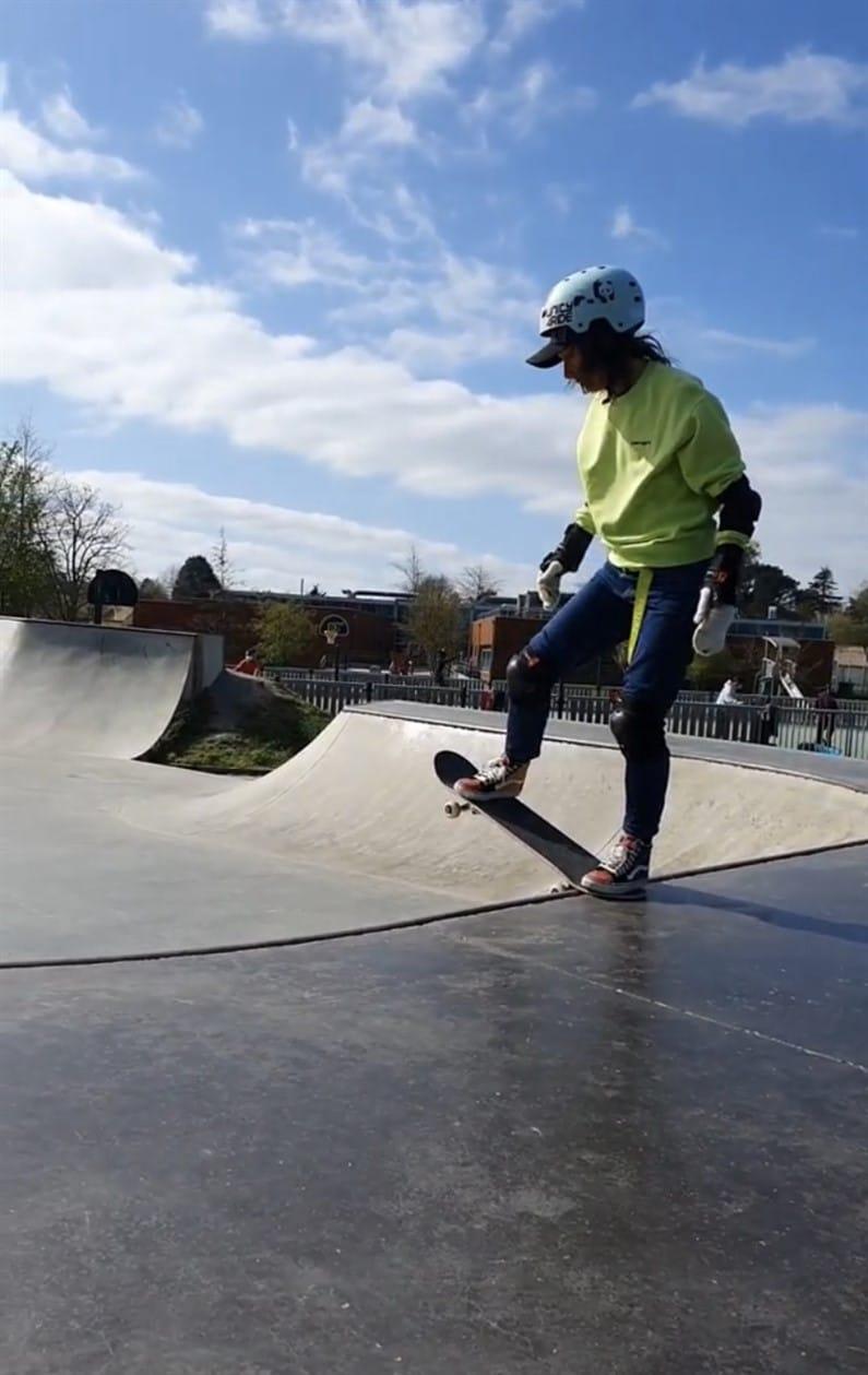 Skate Park St Viaud | Jupette & Salopette